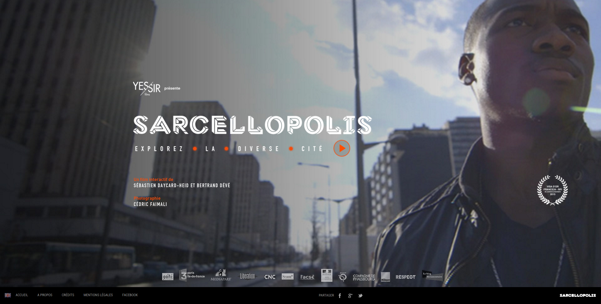 Webdocumentaire Sarcellopolis